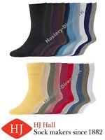 HJ Hall Softop™ HJ91 The Original Non Elastic Cotton Socks UK 4-15