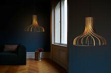 GALAXY, Wooden lamp shade,hanging lamp,ceiling light, wood lamp, BRADABRADA