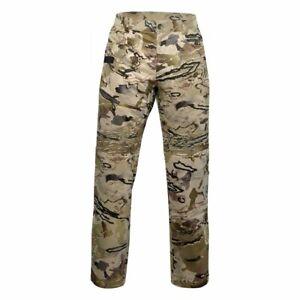 Under Armour Men's UA Brow Tine Camouflage Mid-Season Pants size (1355317-999)