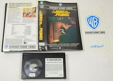 Betamax WB film -IL LADRO CHE VENNE A PRANZO -no VHS O'neal Bisset Oates '80 -8Z