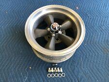 Rare Single 1 Vintage Real Torque Thrust D Wheel 15x7 4 12 Ford Mopar Crow
