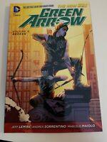 Green Arrow: Broken Vol. 6 by Jeff Lemire (2015, Paperback)