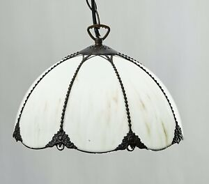 PEAR Bent Glass Pendant Shade 30cm RB12PEAR