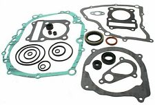 Suzuki LT 160 Quadrunner, 1989-2004, Complete Gasket Set with Oil & Valve Seals