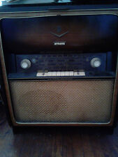 Vintage Grundig Majestic 7000 Shortwave Radio/Phono Receiver
