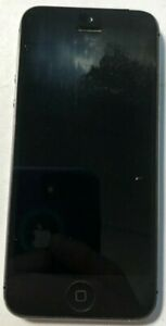 [BROKEN] Apple iPhone 5s 16GB Silver (Unknown) A1533 Fast Ship Used No Power