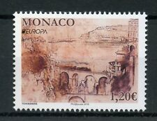 Monaco 2018 MNH Bridges Europa Bridge 1v Set Architecture Stamps