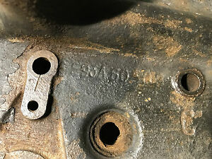 Ford (1948-1953) Flathead Side Valve 10hp E93A Cylinder Head Stock02