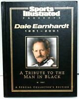 Sports Illustrated Collector Edition Dale Earnhardt 1951-2001 Free Shipping
