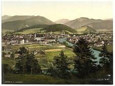 Leoben General View Styria Austro Hungary A4 Photo Print
