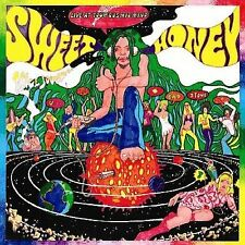 """Sweet & Honey """"Live at Your Cosmic Mind"""" CD Ghost Heavy Psych Rock"""