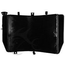 Black Radiator Cooler Cooling For Suzuki GSXR600 GSX-R750 2004-2005 Motorcycle