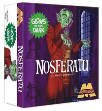 2014 MONARCH 1/8 Nosferatu the Vampire Glow in the dark Aurora ReIssue model kit