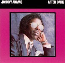 Johnny Adams  After Dark  Rounder Records  CD