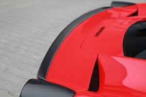 Novitec Carbon Rear Lip Spoiler - Ferrari 458 Italia