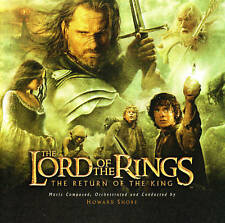 The Lord of the Rings:Return of the King-2003-Strack CD