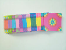 """200 Sheets of 2"""" 10 Color Origami Paper for  Folding Origami Crane"""