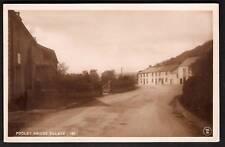 Pooley Bridge near Penrith. Village by W.B. # 157.