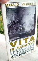 1968 POESIE DI MANLIO VIGORELLI DA BOLOGNA