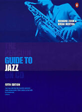 The Penguin Guide to Jazz on CD (Penguin Reference Books), Cook, Richard & Morto