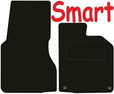 SMART For Two Coupe Deluxe qualità su misura tappetini 2015 2016 2017