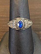 1985 Lamar County High School Class Ring AG Size 8