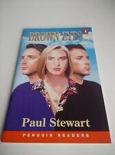 Libro lectura en inglés principiantes PENGUIN READERS: Brown Eyes
