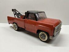 Vintage Tonka Pressed Steel Dodge Pickup Tow Truck for PARTS or RESTORATION
