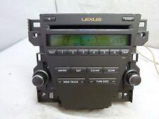 07 08 09 Lexus ES350 Radio 6 Cd Changer MP3 86120-33E40 P1869 AW389