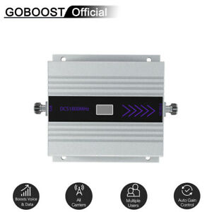 Cell Phone Mini Signal Booster LTE Band 3 1800mhz Repeater Amplifier for Home