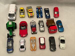 18 Die Cast Cars Bundle