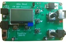 Youkits CW40 Qrp transceiver