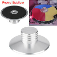 LP Vinyl Record Weight Disc Stabilizer Turntable Player Balanced for Vibration