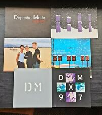 Original Depeche Mode Fan Club Christmas Cards Very Good Condition