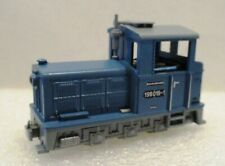 More details for roco 33204 - h0e (009) 0-6-0 br br199 diesel locomotive blue epoch iii -t48 post