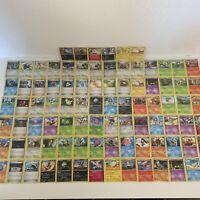 Pokemon TCG Bundle 90x XY BASE SET Cards (No Doubles) Rare Un/Common Holo