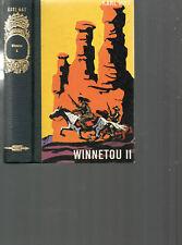 May, Karl - Winnetou II - Bertelsmann Lesering - 1963 - Gebundener Hardcover