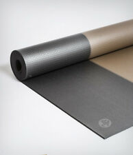 "Manduka Pro Limited Edition Balanced Yoga Mat Metallic Black/Gold 20Y 71"" 6MM OM"