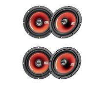 """2 x pairs MTX Terminator door speaker TR65C 6.5"""" 2-Way Coaxial Car Audio 60w RMS"""