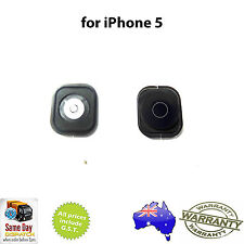 for iPhone 5 - HOME BUTTON ASSEMBLY WITH RUBBER GASKET AND METAL SPACER - BLACK