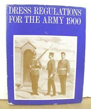 Dress Regulations for the Officers of the Army 1900 by War Office Staff HB/DJ