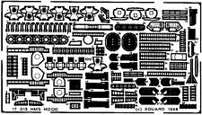 EDUARD 17013 Detail Set for Tamiya Kit HMS Hood in 1:700