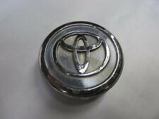 TOYOTA WHEEL CAP CENTER CAP grooved finish 2-1/2 inch OEM # 42603AC020