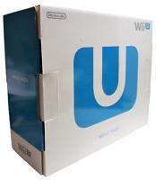 Nintendo Wii U 8GB Console White PAL *Boxed*