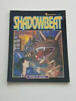 Shadowrun Shawdowbeat - by Paul Hume - Fasa Corporation - 7109