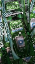 12qty LOREAL ELVIVE phytoclear anti-dandruff regulating shampoo travel size