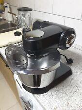 Bosch Küchenmaschine Mum 86 Professional 1600 W antrazitgrau mit Zubehör