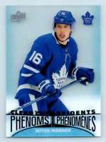 2018-19 Upper Deck Tim Hortons Clear Cut Phenoms Mitch Marner #CC4