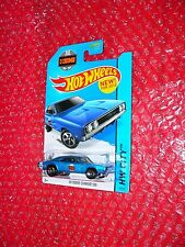 2015 Hot Wheels '69 Dodge Charger 500 #19/250 HW City  CFH22-09B0A