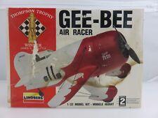 Lindberg GEE-BEE AIR RACER 1/32 Scale Plastic Model Kit 70561 UNBUILT